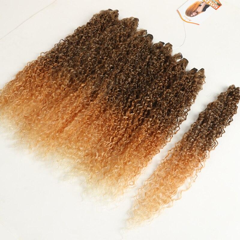 pacote de cabelo sintético encaracolado cosplay cabelo clássico mais