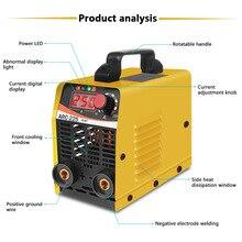 Inverter Welding-Machine Electric ARC-225 Portable 110v/220v