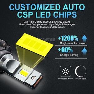 Image 2 - H15ไฟหน้าหลอดไฟ CANBUS LED โคมไฟ6000K Day Time Running Light DRLs สำหรับ Volkswagen Golf 6/7/Sportsvan FORD Edge/Explorer