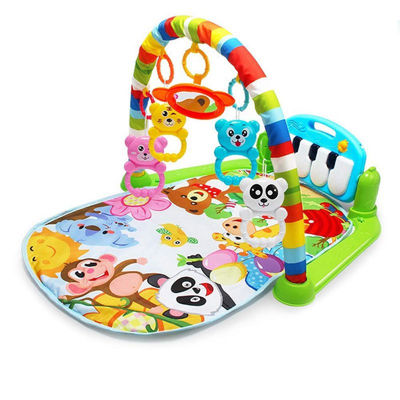 Baby Play Mat Baby  Carpet Music Puzzle Mat With Piano Keyboard Rug For Kids Infant Fitness Crawling Mat Gift For Kids