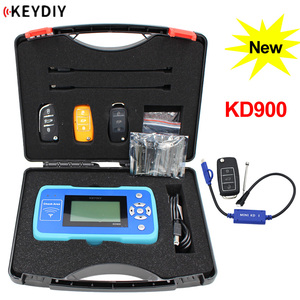KEYDIY Latest Original KD900 Remote Maker Auto Key Programmer the Best Tool for Remote Control Frequency Tester + Mini KD B01-3(China)