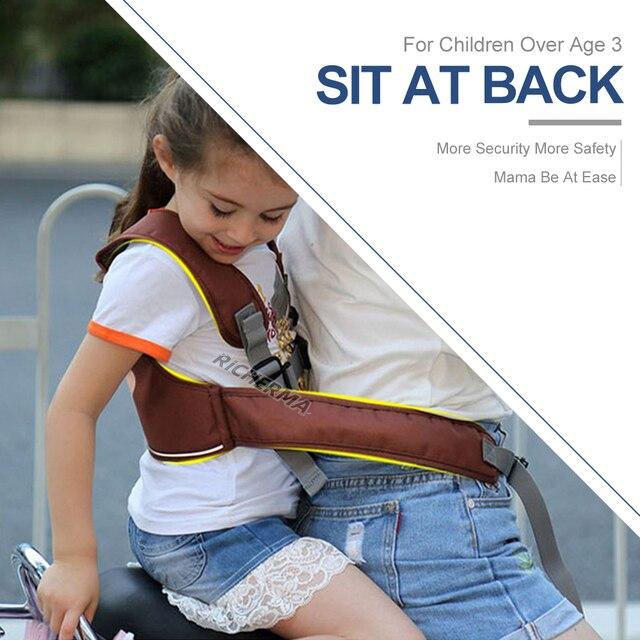 Adjustable Safety Belt For Children  4