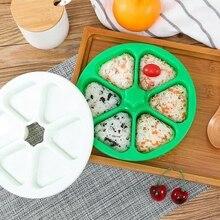 Mold Sushi-Tool Rice-Ball Triangle Bento-Accessories Seaweed Japanese DIY
