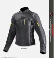 Komine jk095 Motocross Downhill Bike Race Moto Rider Motorcycle Protective Jacket