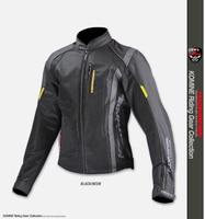 Komine jk095 Motocross Downhill Bike Race Moto Rider Motorcycle Protective Jacket
