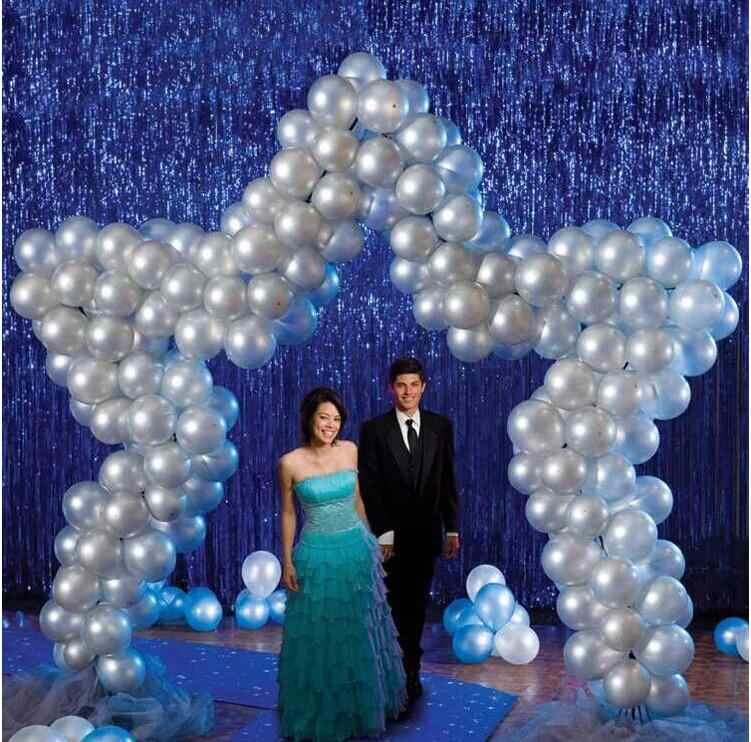 Telón de fondo de fiesta de despedida de soltera cortinas brillo dorado con flecos cortina cumpleaños boda decoración adultos decoración de aniversario