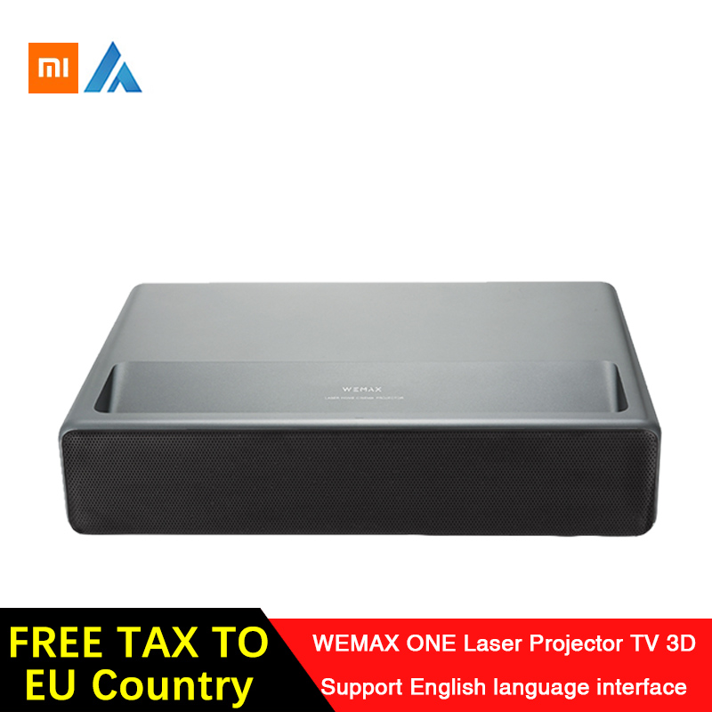 Worldwide delivery xiaomi 4k laser projector in Adapter Of