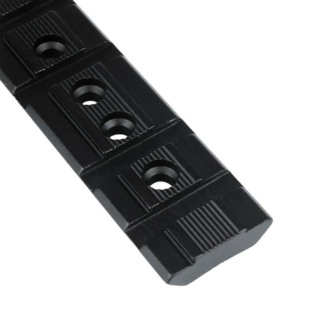 F002 diy 11 мм/20 мм ласточкин хвост планка Вивера Пикатинни