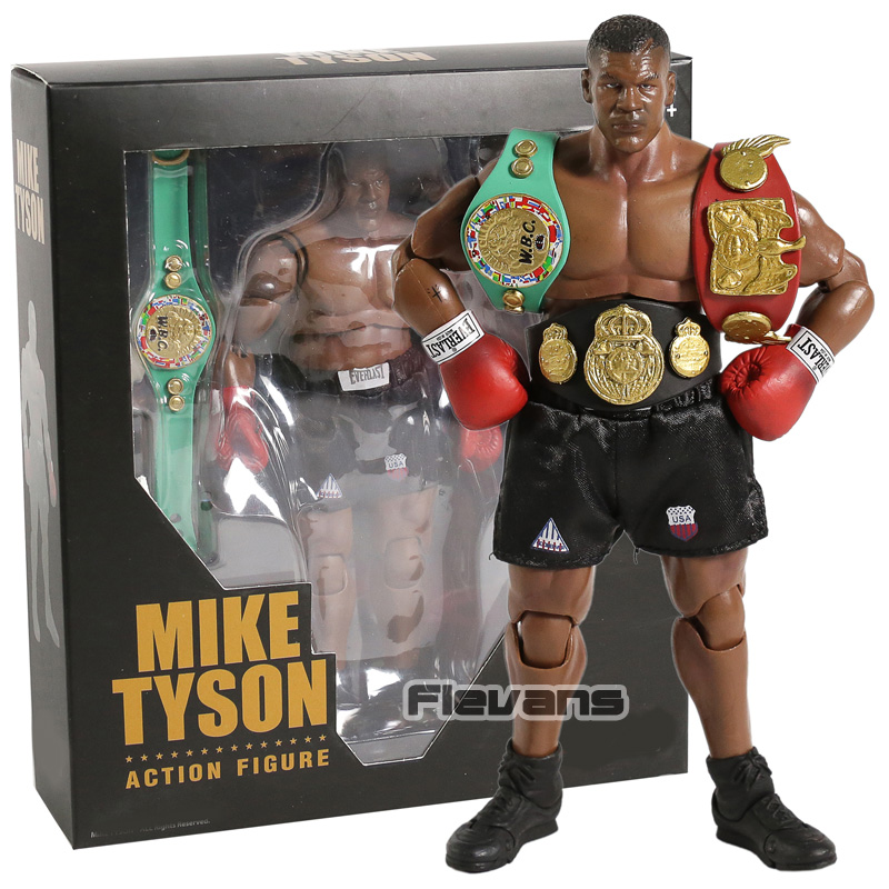 Storm Collectibles Mike Tyson 1/12 Scale PVC Action Figure Model Toy