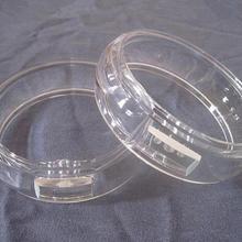 MSHC-99.5 светодиодный объектив, оконная лампа объектив, размер: 99,5X28,4 мм, подходит для: CREE-XPE, OSRAM 3535, степень: 360, чистая поверхность, ПК