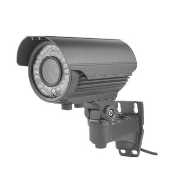 цена на Waterproof 2MP 4MP AHD Camera Outdoor 2.8-12mm Varifocal Home Street Security AHD/TVI/CVI/CVBS 4 IN 1 CCTV Camera 25M IR