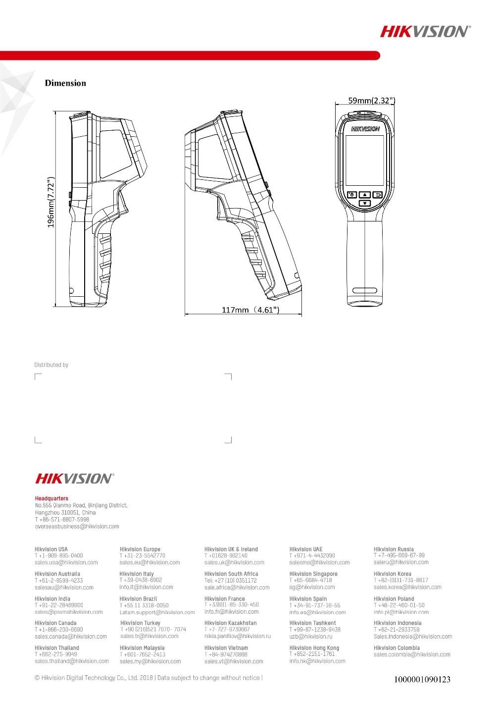 Datasheet of DS-2TP31B-3AUF-2020409-4