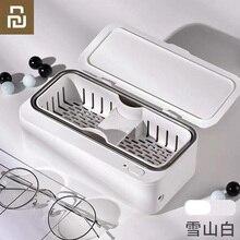In Aktien Youpin EraClean Ultra sonic Reiniger 45000Hz Gläser Uhr Dental Rasiermesser Pinsel Ultraschall Sonic Reinigung Tank