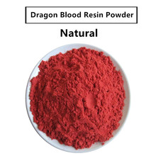 Dragon's Blood Resin Powder (Daemonorops Draco) Exorcism Incense Dragon Blood Gum Powder