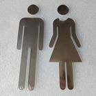 Adhesive Toilet Sign...