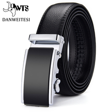 [DWTS]  Belts For Men Genuine Leather Belt Men Belt Male Top