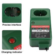Адаптер для зарядки аккумуляторов Makita, 7,2 в 18 в, 7,2 В, 9,6 В, 12 В, 14,4 В, 18 в, никель металлогидридный, никелево металлогидридный, NI CD