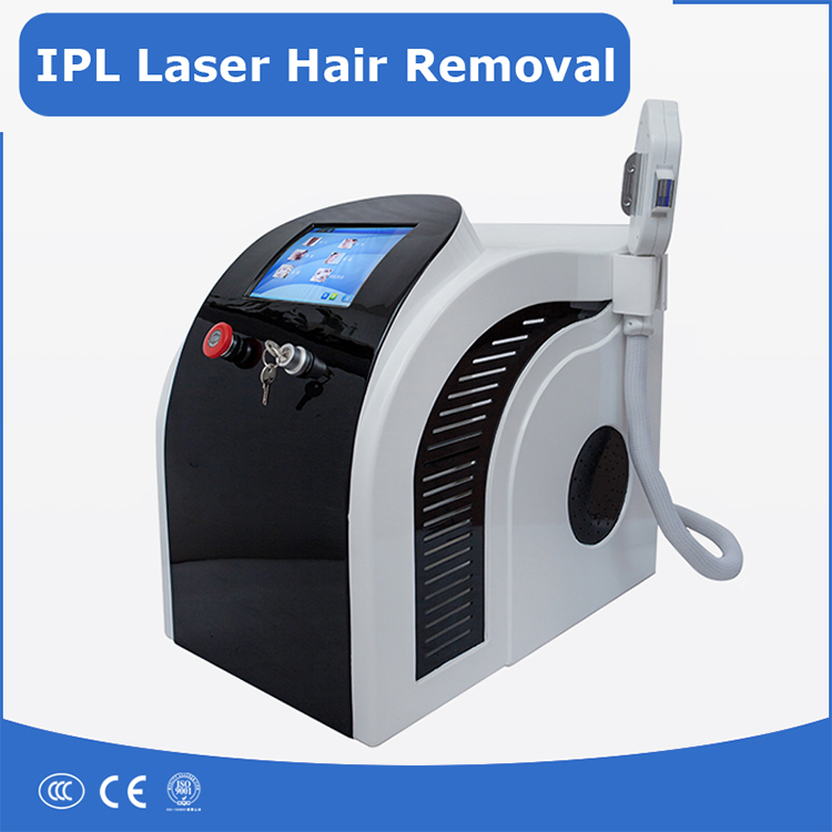 New Arrival  Vascular/Acne Removal  Permanent Hair Removal/Skin Rejuvenation/Pigmentation Machine CE