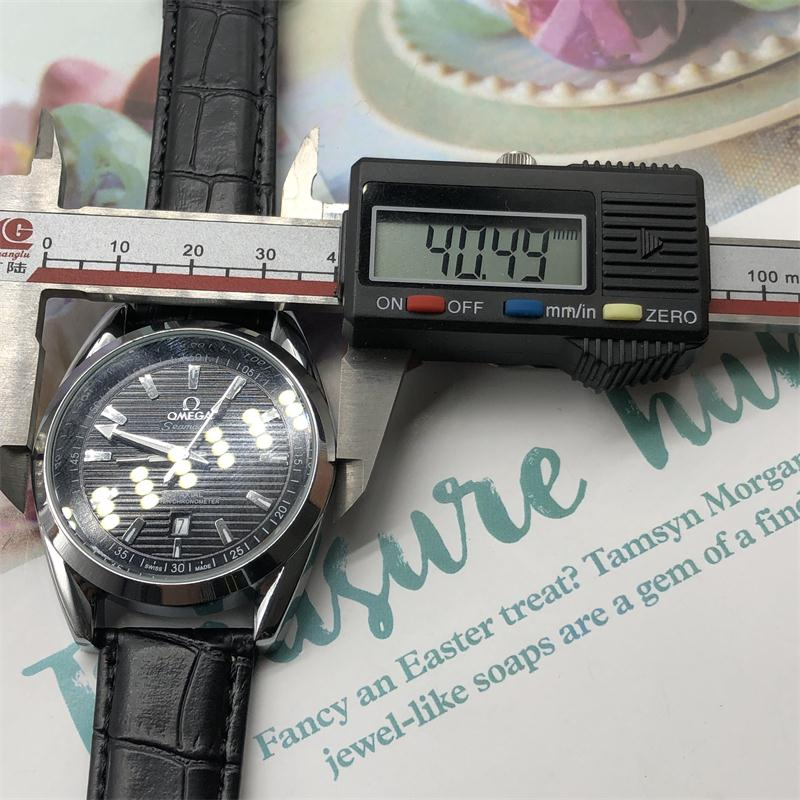 OMEGA- Europe and the United States in 2020 classic style European watch quartz calendarMen and women watch-1