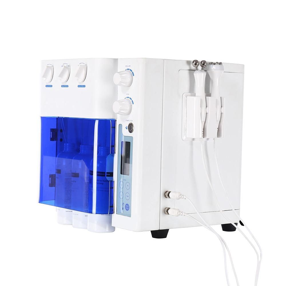 2020 Effective Beauty Equipment Oxygen Facial Machine Korea Small Bubble