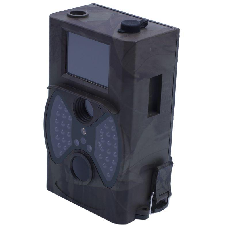 Spor ve Eğlence'ten Avcılık Kameraları'de HC 300A açık 2 inç TFT IR avcılık kamera dijital Trail 5MP renkli CMOS IP54 title=