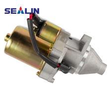 Starter Motor for HONDA GX340 GX390 GX420 GX 340 390 420 11HP 13HP 16HP Engine Motor 31210ZE3013 31210ZE3023