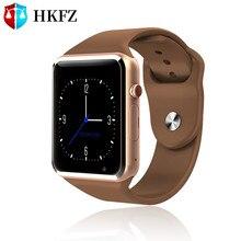 A1 Smart Watch Sport Wristwatch Support 2G SIM TF Camera Smartwatch For Android Phone PK GT08 DZ09