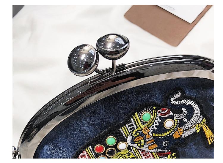 women's handbags kiss lock bag bags (4)