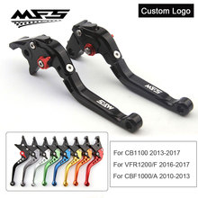 CNC Brake Clutch Levers Handle For Honda VFR1200F CBF1000 CBF1000A CB1100 GIO special Motorcycle