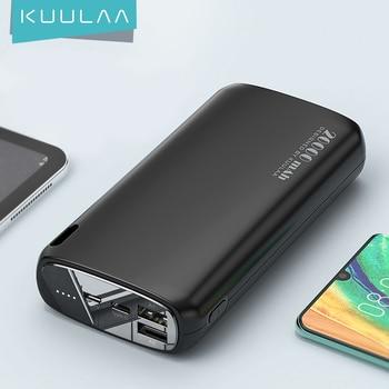 KUULAA Power Bank 20000mAh Portable