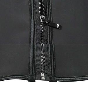 Image 5 - TOPMELON Entrenador de cintura de látex para adelgazar, cinturón moldeador de cuerpo, ropa moldeadora para el vientre, corsé debajo del pecho, faja de cintura de hueso de acero para adelgazar
