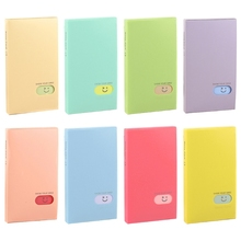120 Pockets Business Card Book ID Credit Holder Name Card Picture Photo Album