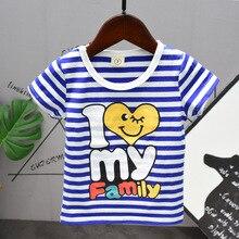 Zhao Overflow Childrenswear Summer Children New Style Stripe Short Sleeve Aa503 with Bermuda Shorts Aq851