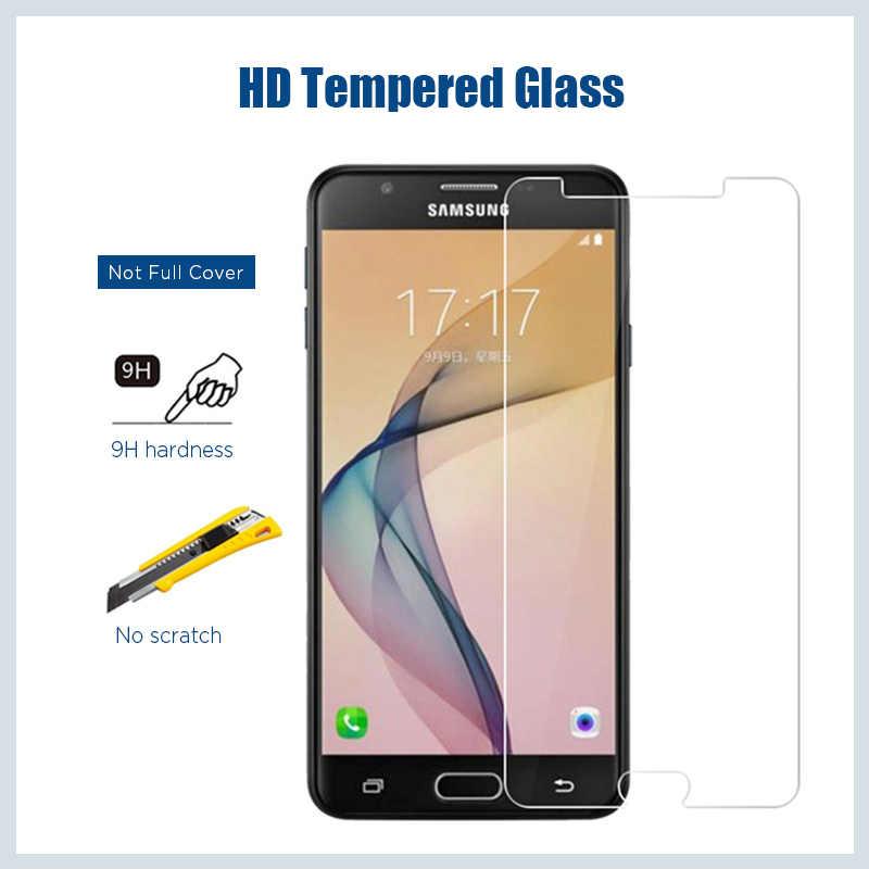توغيد الزجاج ل A8 2015 A9 برو 2016 A6 زائد 2018 HD الزجاج المقسى ل A520 A5 2017 A710 A720 A7 2015 2016 الزجاج الشفاف
