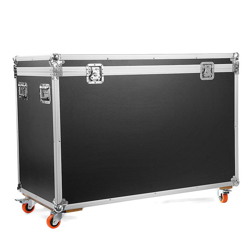 High-capacity Pass Box Flight Case High Quality Quakeproof Transport Container Aluminium Alloy Suitcases Spinner Luggage Set