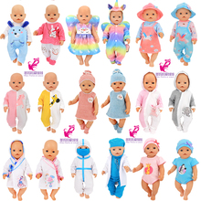 Outfit Doll-Clothes-Set Wears Baby-Girl Gift Su 43cm 18-40cm Hermanita-Toys Nenuco Ropa
