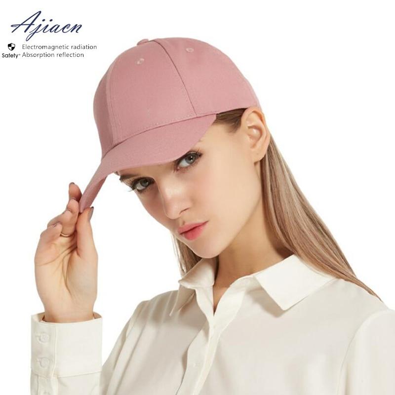 Recommend Anti-Electromagnetic Radiation Cap Wireless Communication Base Station, Monitoring Room EMF Shielding No Logo Hat
