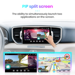 Image 4 - JunsunV1 2G + 32G Android 10.0 DSP araba radyo multimedya oynatıcı GPS Navigator KIA Sportage 4 KX5 2016 2017 2018 ses 2Din dvd