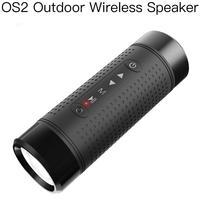 JAKCOM OS2 Smart Outdoor Speaker Hot sale in Radio as dinamo portable speakers som automotivo para carro woofer
