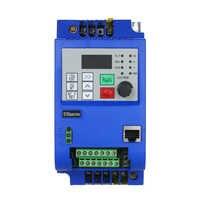KKmoon преобразователь частоты 60 Гц 50 Гц 2,2 кВт/1,5 кВт 220 В преобразователи Регулируемая скорость 3 фазы мини переменный VFD инвертор для двигател...