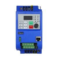 KKmoon Frequency Converter 60hz 50hz 2.2KW/1.5KW 220V Converters Adjustable Speed 3phase Mini Variable VFD Inverter for Motor