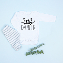 Outfit Pant Set Bodysuits Newborn-Baby Baby-Boy Blue White Gray Home Little Coming 2pcs