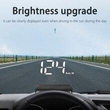 Affichage tête haute HUD pour voiture M3, avertisseur de vitesse, projecteur de pare-brise, nouveau modèle 2021