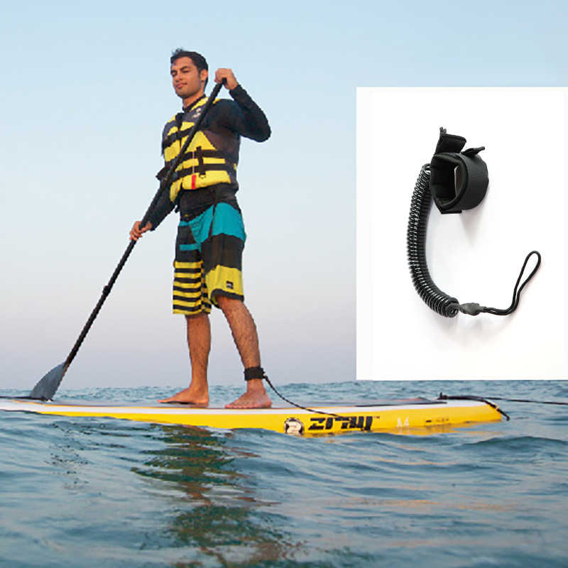 Kayak Leash Rope Boat Stand Up Paddle Surfing Hand Ropes for Surfboard Accessory