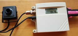 Laser Power Meter Thermoelectric Type 0.1mW-2W Range High Precision OEM Version Pure RS232 Control