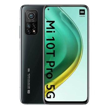 Перейти на Алиэкспресс и купить Xiaomi Mi 10T Pro 5G 8 ГБ/256 ГБ черный (космический черный) с двумя SIM-картами