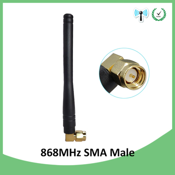 10pcs antenna antena cellular booster car para modem hf telephone longo alcance cellular signal router lte gsm 868mhz lora цена 2017