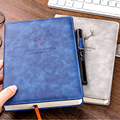 360 Pages A5 Leather Journal Notebook Daily Notebook For School High Quality Business Gift Notepad Stationery Office Supplies