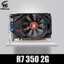 Original grafikkarten veineda R7 350 2GB GDDR5 grafikkarte DP DVI port für ATI Radeon gaming