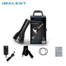 1PC best price Imalent DT70 cree xhp70 16000 lúmenes 700 metros USB interfaz de carga linterna LED por 4*18650 Baterías